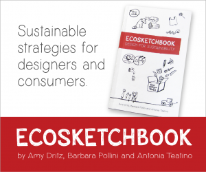 Ecosketchbook – Sustainable strategies for designers and consumers.